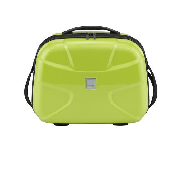 Titan Kosmetikkoffer X2 32cm Lime Green