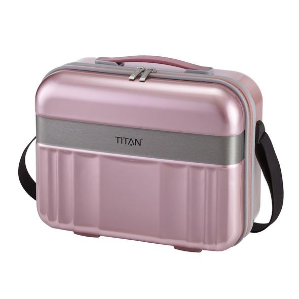 Titan Kosmetikkoffer Spotlight Flash 32cm pink milkshake