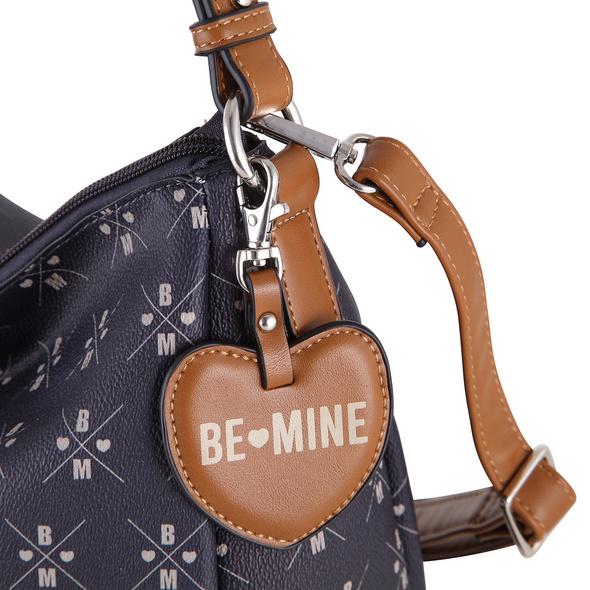 Be Mine Beuteltasche Brenda dark blue