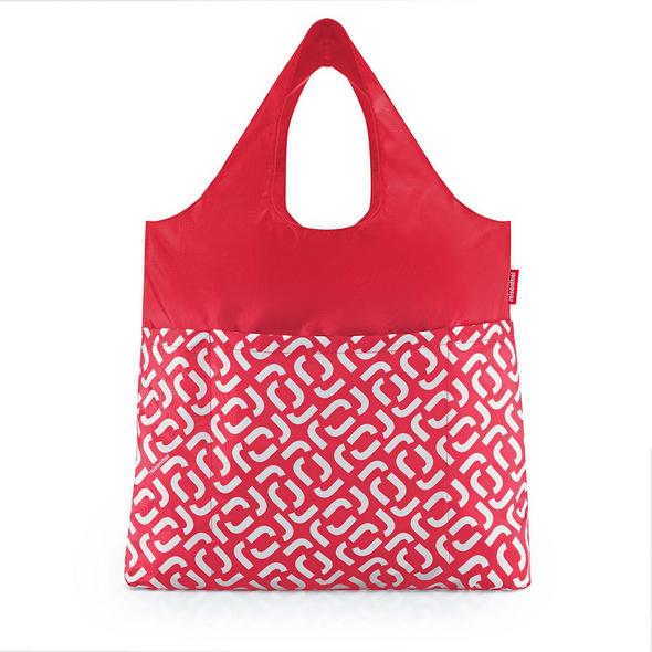 reisenthel Faltbeutel mini maxi shopper plus signature red