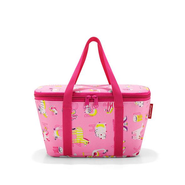 reisenthel Einkaufskorb coolerbag XS abc friends pink