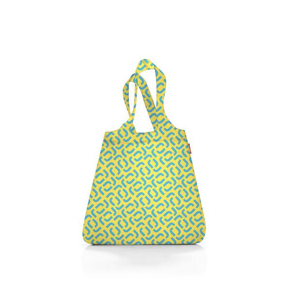 reisenthel Faltbeutel mini maxi Shopper signature lemon