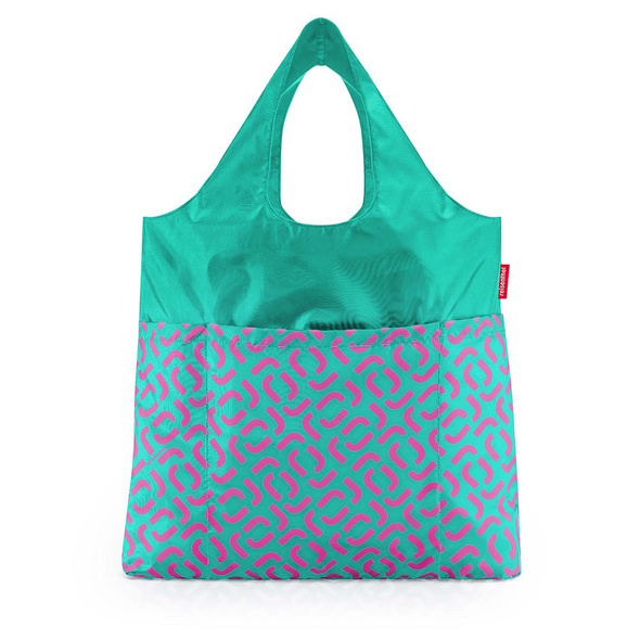 reisenthel Faltbeutel mini maxi shopper plus signature spectra green
