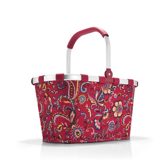 reisenthel Einkaufskorb carrybag 22l paisley ruby