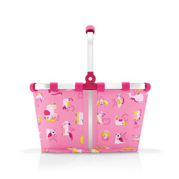 reisenthel Einkaufskorb Carrybag XS 5l abc friends pink