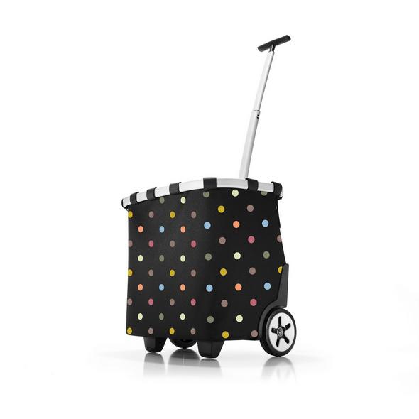 reisenthel Einkaufstrolley carrycruiser 40l dots