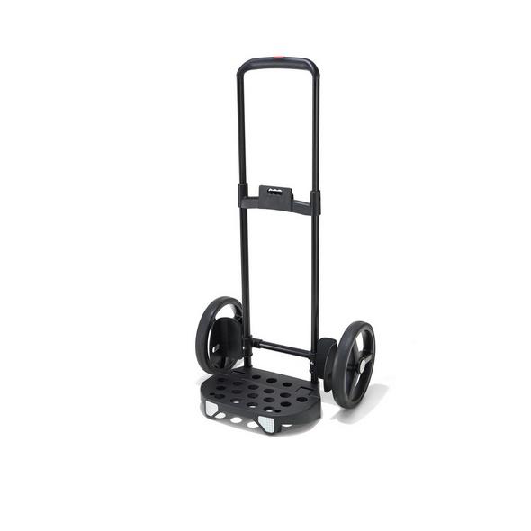 reisenthel Einkaufstrolley citycruiser rack schwarz