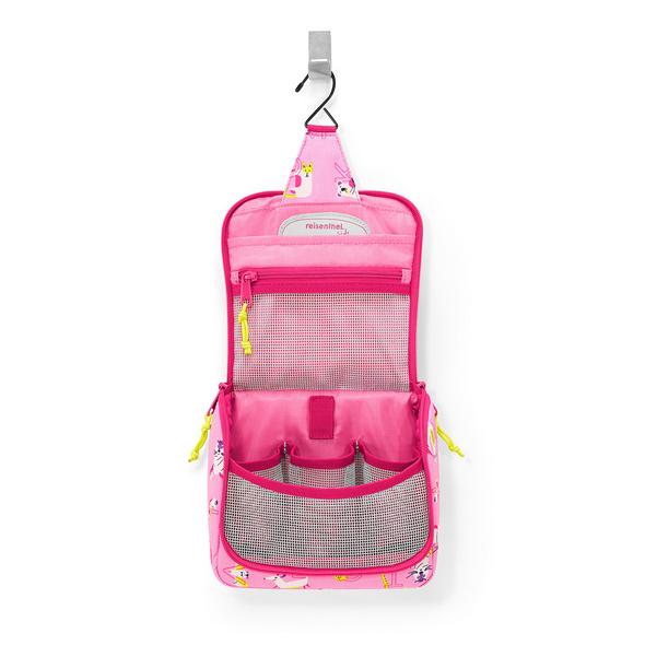 reisenthel Kulturbeutel toiletbag S abc friends pink