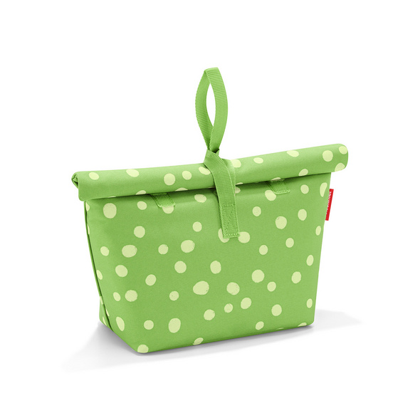reisenthel Einkaufsshopper fresh lunchbag iso M spots green