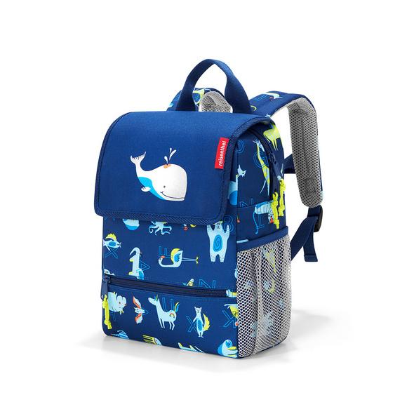 reisenthel Kinder Rucksack bagpack kids 5l abc friends blue