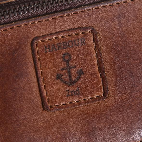 Harbour 2nd Hochkantbörse Damen Linn charming cognac