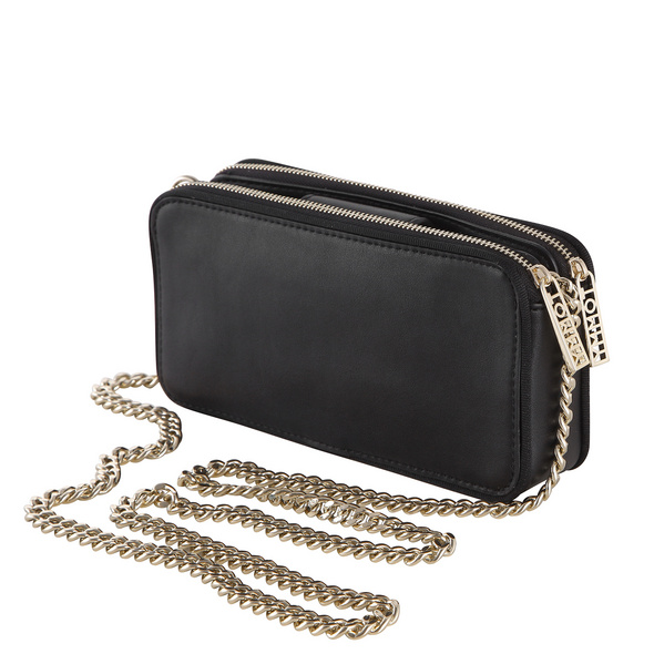 Tommy Hilfiger Abendtasche Europe TH City Mini Crossover black