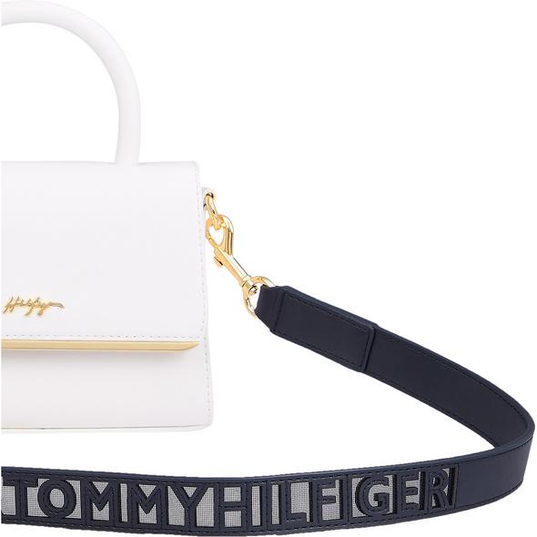 Tommy Hilfiger Kurzgriff Tasche Tommy Modern Bar Bag Strap bright white