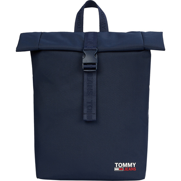 Tommy Jeans Rucksack TJM Campus Roll Top twilight navy