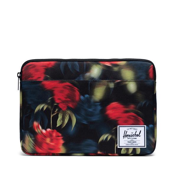 """Herschel Laptophülle Anchor 13"""" blurry roses"""