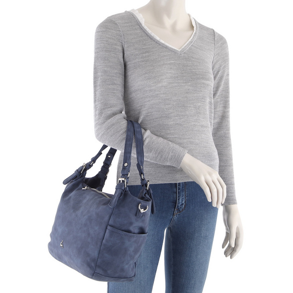 Prato Shopper Olivia PRE light grey