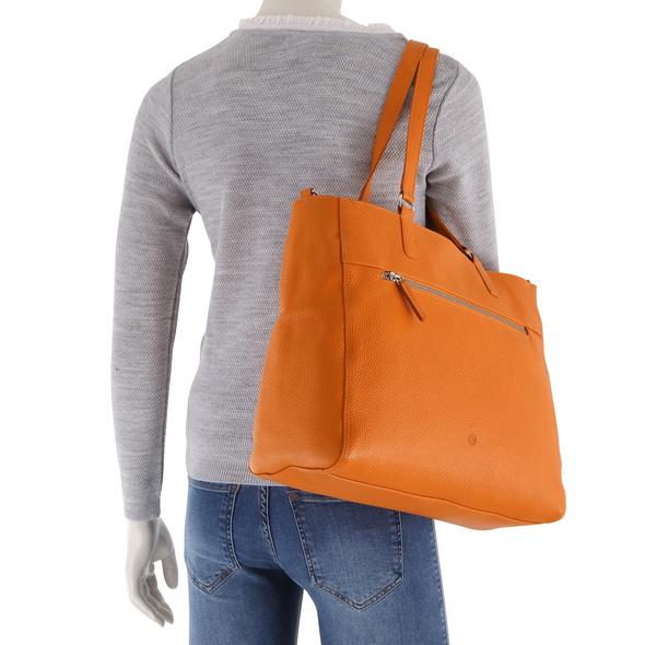 Sattlers & Co. Shopper The Spanish Nacia orange