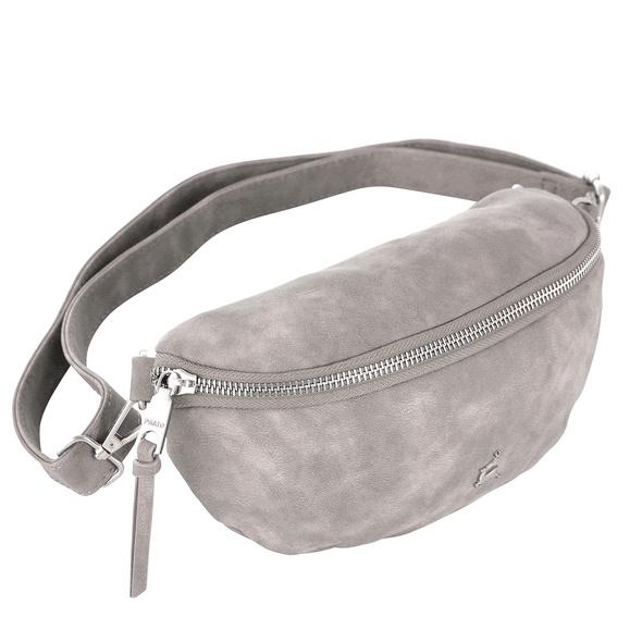 Prato Bauchtasche Olivia Vintage light grey