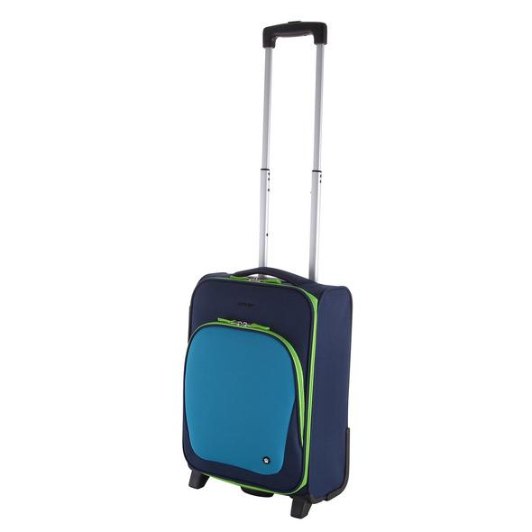 Let's Go Kinder Trolley KT/2/neu 47cm blue