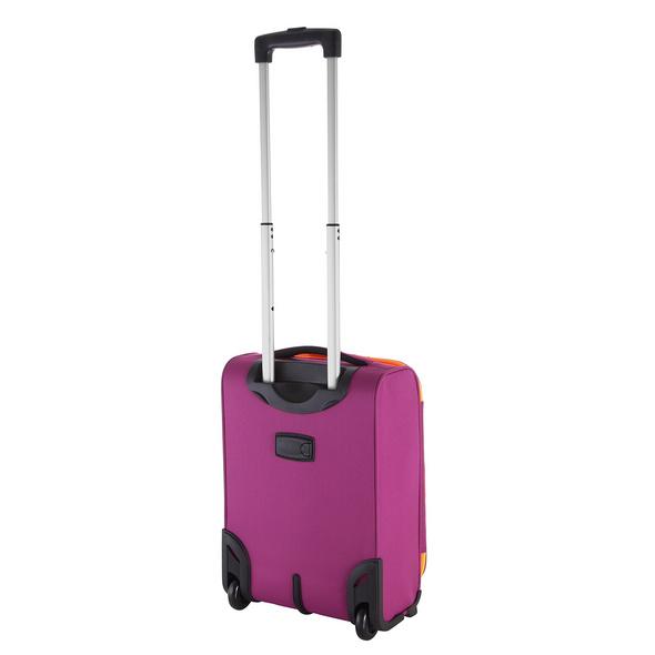 Let's Go Kinder Trolley KT/2/neu 47cm pink