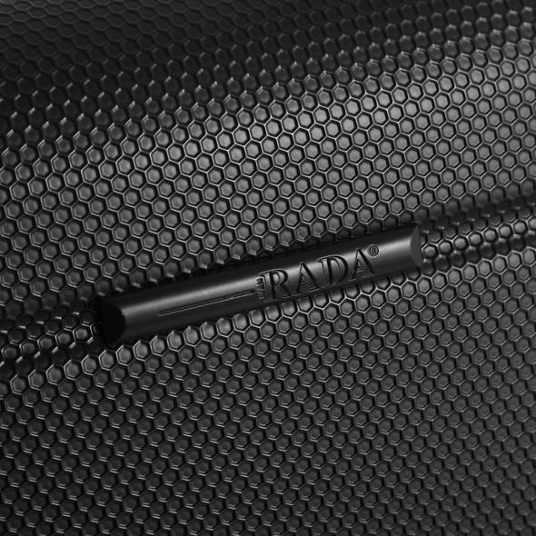 Rada Reisetrolley ABS/13 75cm schwarz
