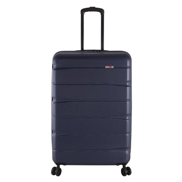 Rada Reisetrolley ABS/13 75cm blau/rot