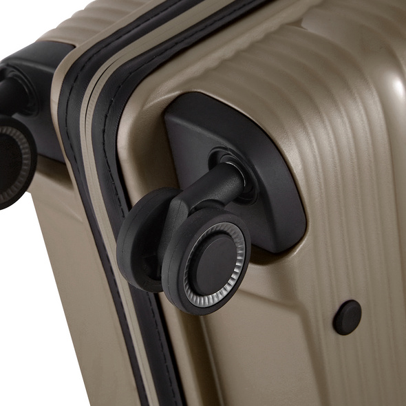 Von Cronshagen Reisetrolley Magnus S 55cm prosecco metallic
