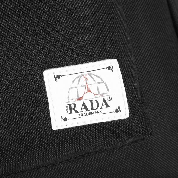 """Rada Laptop Tasche Rainbow RT/7 15,4"""" schwarz"""