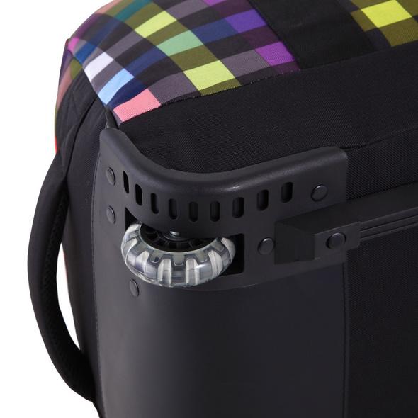 Rada Reisetasche mit Rollen RT/32/M 78l multicolor check
