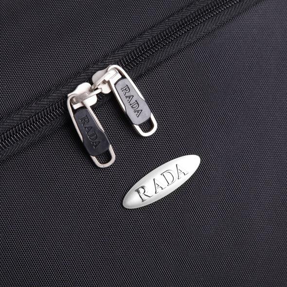 "Rada Kleidersack ""Travel Agent"" KS 3 schwarz"