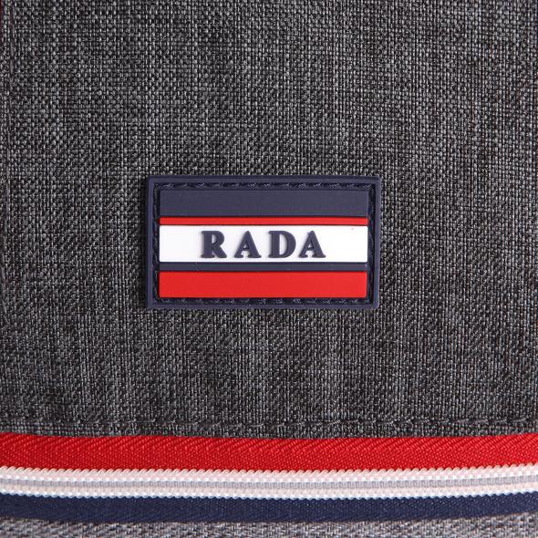 Rada Kulturbeutel KB/3 grey sports