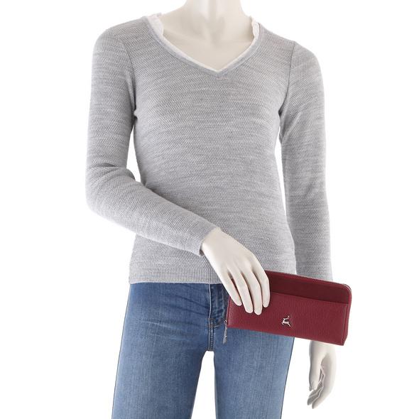 Prato Langbörse Damen Joyce S908 grey