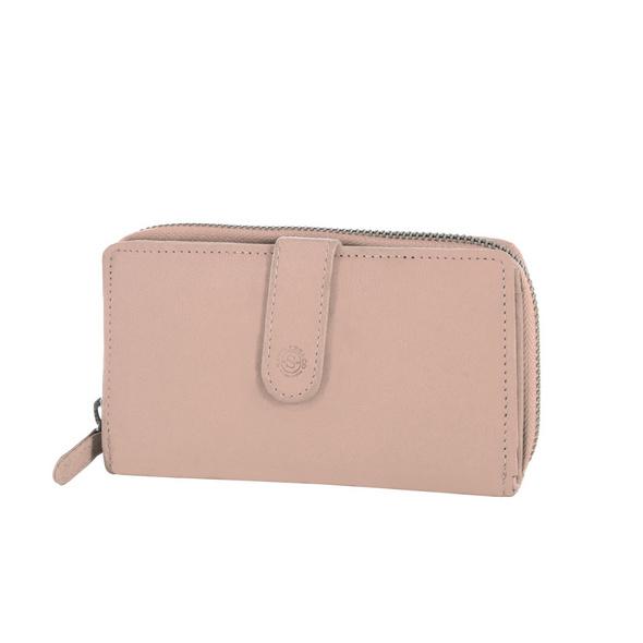 Sattlers & Co. Portmonee Damen B/06/K rosa
