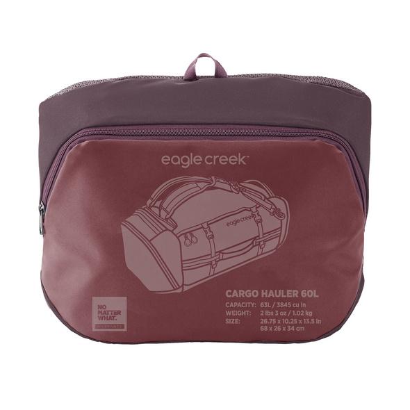 Eagle Creek Reisetasche Cargo Hauler Duffel 60l earth red