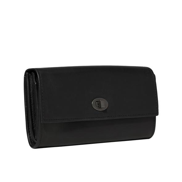 Marc O'Polo Portmonee Damen W36 RFID schwarz