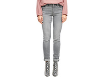 Skinny: Jeans mit Waschung - Hose