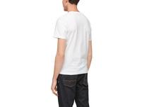 Labelshirt aus Jersey - T-Shirt