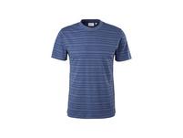 T-Shirt mit Streifenmuster - Jerseyshirt