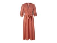 Tailliertes Midikleid aus Spitze - Spitzen-Kleid