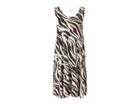 Trägerkleid mit Animal-Muster - Kleid