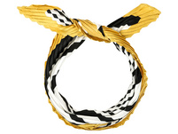Bandana - Pleated Stripes