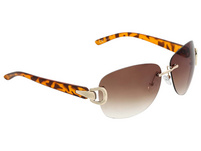 Sonnenbrille - Frameless Brown