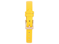 Uhr - Happy Yellow