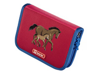 Step by Step Schulranzen-Set 4tlg. 2in1 Horse Family