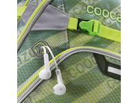 coocazoo Schulrucksack ScaleRale MeshFlash Neongreen