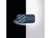 coocazoo Schlampermäppchen PencilDenzel EffectiveReflective Stripe
