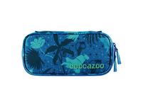 coocazoo Schlampermäppchen PencilDenzel tropical blue