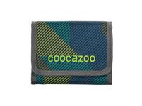 coocazoo Klettverschlussbörse CashDash polygon bricks