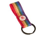 Fjällräven Schlüsselanhänger Kanken Rainbow black rainbow pattern