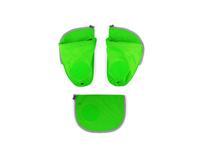 Ergobag Seitentaschen Pack grün